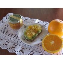 Melmelada de taronja (amb pells) SENSE SUCRE