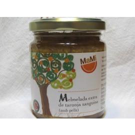 Melmelada de taronja Sanguina (amb pells)