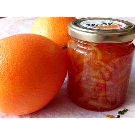 Mermelada de naranja (con piel)